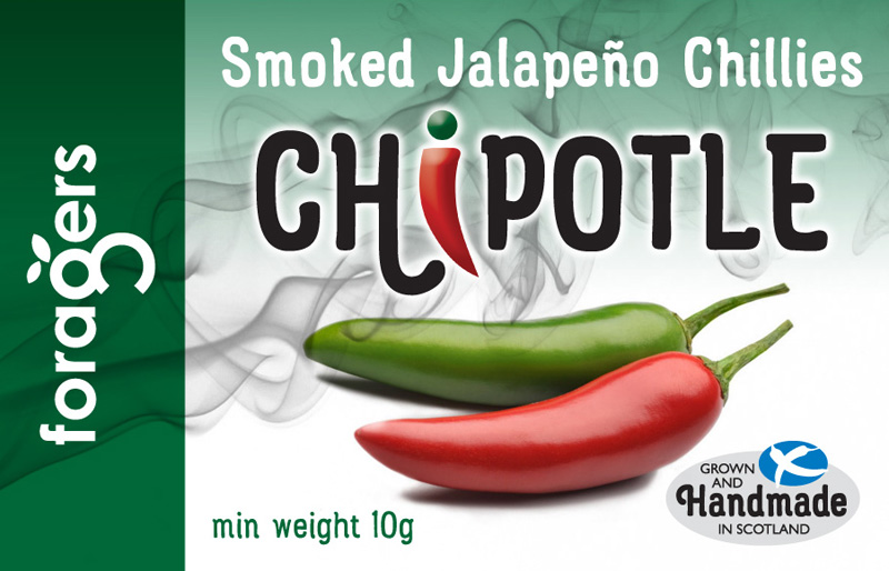 Chipotle  (Smoked Jalapeño)